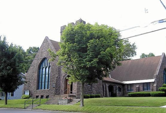 Waterbury memorial presbyterian for The waterbury